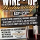 Wine'd Up Wednesdays!