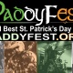 PaddyFest St. Paddy's Day At Irish 31 Westchase!