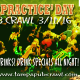 St. Practice Day Pub Crawl!