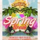 Spring Break College Wednesday at Club Prana