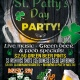 St Patty's Day at Peabody's