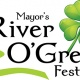 Mayor's River O'Green Official St. Patrick's Day Event