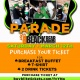 St. Patty's PARADE DAY!!