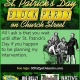 St. Patrick's Day Block Party on Church Street
