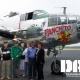 DAV B-25 Bomber at MacDill Tampa AirFest