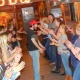 Line Dancing Event in Bar BQ Stamford CT Restaurant