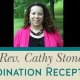 Rev. Cathy Stone's Ordination Reception