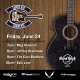 Tampa Bay June Acoustic Music Showcase