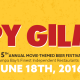 Hoppy Gilmore: Tampa Theatre's 5th Annual BeerFest Father's Day Weekend