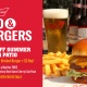 Bud and Burgers at Glory Days Grill in New Tampa