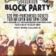 GRADUATION BLOCK PARTY at Bar BQ Stamford