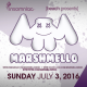 Insomniac Events + Beach present Marshmello at Beach Bar & Restaurant