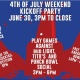 4th of July Kick Off Party!