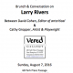 Brunch & Conversation on Larry Rivers