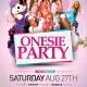Onesie Party at Club Prana