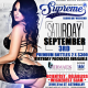 SUPREME SATURDAYS at MERMAIDS SEPT 3rd