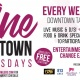 WINE Downtown Wednesdays!