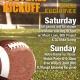 Brew Exchange College Football Kickoff Weekend