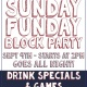 Labor Day Weekend Sunday Funday Block Party | Wall Street Plaza