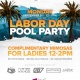 Aura Pool Party At Aloft Tampa Downtown