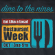 Eat Like a Local Restaurant Week