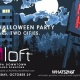Haunted Hotel Halloween Party - Aloft Tampa Downtown