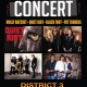 MOLLY HATCHET - BLACKFOOT - QUIET RIOT & PAT TRAVERS Live in Concert