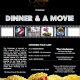Dinner & A Movie at The Lindeman