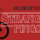 Stranger Pings Halloween Party at AceBounce