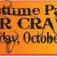 Halloween Costume Party Bar Crawl