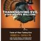 Taste of Ybor Turkey Eve