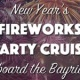 NYE 2017 Fireworks Party Cruise Aboard the Bayride