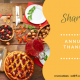 Traditional Thanksgiving Buffet Feast