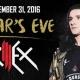 Skrillex New Year's Eve 2017 LIV