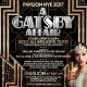 New Year's Eve 2017 at the Pavilion - A Gatsby Affair