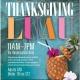Thanksgiving Luau!
