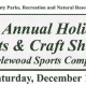5th Annual Holiday Arts & Craft Show