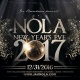 New Orleans NYE 2017 at JAX