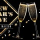 New Years Eve with The New Orleans Suspects & Glen David Andrews at Maison