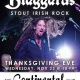 Blaggards & Beetle at Continental Club - Thanksgiving Eve