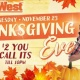 Thanksgiving Eve Party!