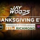 Thanksgiving Eve with Jay Woods to Feed Richmond