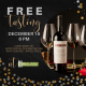 Complimentary Louis M. Martini Winery Tasting
