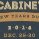 Cabinet w/ Billy Strings - 12/29 & 12/30 in PGH!