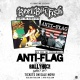Reel Big Fish and Anti-Flag at The Beacham