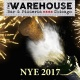 2017 New Year's Eve Bash @ The Warehouse