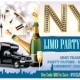 2017 New Years Eve (NYE) Limo Bus Crawl Indianapolis