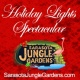 Holiday Lights Spectacular Dazzles All Ages at Sarasota Jungle Gardens
