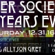 Higher Society New Years Eve at City Hall