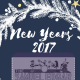 New Years 2017 Party with The Samuel Edgar Band + GD Bottle Service